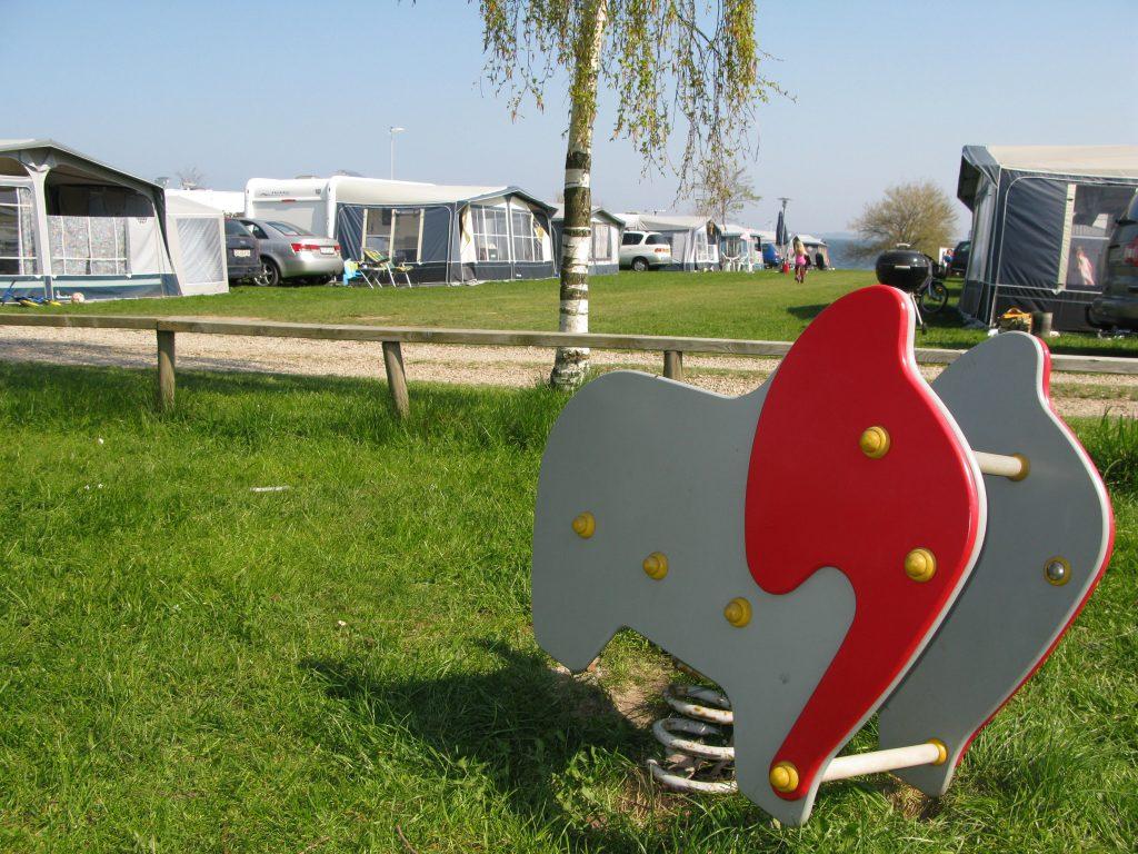 Salg af campingpladser